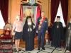 09رئيس الجمهورية الرومانية يزور البطريركية ألاورشليمية