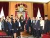 10رئيس الجمهورية الرومانية يزور البطريركية ألاورشليمية