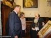 17رئيس الجمهورية الرومانية يزور البطريركية ألاورشليمية