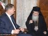 19رئيس الجمهورية الرومانية يزور البطريركية ألاورشليمية