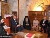 20رئيس الجمهورية الرومانية يزور البطريركية ألاورشليمية
