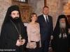 23رئيس الجمهورية الرومانية يزور البطريركية ألاورشليمية