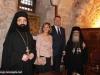 24رئيس الجمهورية الرومانية يزور البطريركية ألاورشليمية