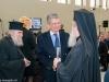 """2-13ندوة ثقافية علمية عن برنامج """"ترميم وإصلاح بناء القبر المقدس في كنيسة القيامة"""" في أثينا"""