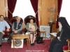 06محاضرو جامعة البوليتخنيون يزورون البطريركية
