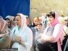 16ألاحتفال بسبت اليعازر في جبل الزيتون