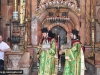 03ألاحتفال بأحد الشعانين في البطريركية ألاورشليمية