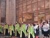 07ألاحتفال بأحد الشعانين في البطريركية ألاورشليمية
