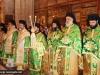 10ألاحتفال بأحد الشعانين في البطريركية ألاورشليمية