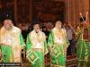 13ألاحتفال بأحد الشعانين في البطريركية ألاورشليمية