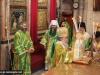 14ألاحتفال بأحد الشعانين في البطريركية ألاورشليمية