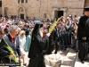 20ألاحتفال بأحد الشعانين في البطريركية ألاورشليمية