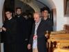 08خدمة صلاة تقديس الزيت في البطريركية ألاورشليمية