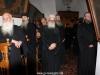 10خدمة صلاة تقديس الزيت في البطريركية ألاورشليمية