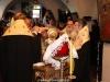 12خدمة صلاة تقديس الزيت في البطريركية ألاورشليمية