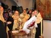13خدمة صلاة تقديس الزيت في البطريركية ألاورشليمية