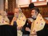 15خدمة صلاة تقديس الزيت في البطريركية ألاورشليمية