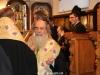 16خدمة صلاة تقديس الزيت في البطريركية ألاورشليمية