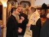 18خدمة صلاة تقديس الزيت في البطريركية ألاورشليمية