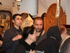 19خدمة صلاة تقديس الزيت في البطريركية ألاورشليمية