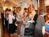 20خدمة صلاة تقديس الزيت في البطريركية ألاورشليمية