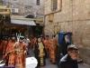 10 صلاة غسل الارجل في البطريركية ألاورشليمية