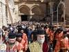 11 صلاة غسل الارجل في البطريركية ألاورشليمية