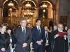 07خدمة صلاة الاناجيل الاثني عشر في البطريركية
