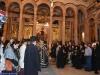 13خدمة صلاة الاناجيل الاثني عشر في البطريركية