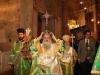 15أحد السجود للصليب الكريم المحيي في البطريركية ألاورشليمية