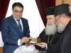 03وزير البيئة القبرصي يزور البطريركية