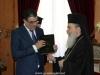 09وزير البيئة القبرصي يزور البطريركية