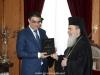 10وزير البيئة القبرصي يزور البطريركية