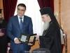 11وزير البيئة القبرصي يزور البطريركية