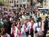 13ألاحتفال بعيد بشارة والدة ألاله في مدينة الناصرة