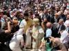 15ألاحتفال بعيد بشارة والدة ألاله في مدينة الناصرة