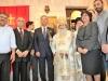 18ألاحتفال بعيد بشارة والدة ألاله في مدينة الناصرة