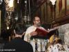 14ألاحتفال بعيد بشارة والدة ألاله في دير الجسثمانية