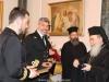 10طاقم من سلاح البحرية اليوناني يزور البطريركية