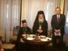 1-2اليوم الثاني من زيارة غبطة البطريرك الى هنغاريا