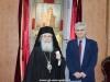 04مُفَتش وزارة التعليم في قبرص يزور البطريركية