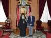 05مُفَتش وزارة التعليم في قبرص يزور البطريركية