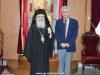 06مُفَتش وزارة التعليم في قبرص يزور البطريركية