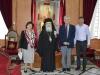 07مُفَتش وزارة التعليم في قبرص يزور البطريركية