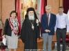 08مُفَتش وزارة التعليم في قبرص يزور البطريركية