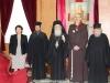 17غبطة البطريرك يُكرم الرئيس الروحي لأخوية الفرنسيسكان