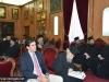 02مطارنة من الكنيسة اليونانية ألاورثوذكسية يطّلعون على مشروع إصلاح القبر المقدس