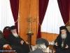 05مطارنة من الكنيسة اليونانية ألاورثوذكسية يطّلعون على مشروع إصلاح القبر المقدس