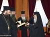 18مطارنة من الكنيسة اليونانية ألاورثوذكسية يطّلعون على مشروع إصلاح القبر المقدس