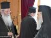 20مطارنة من الكنيسة اليونانية ألاورثوذكسية يطّلعون على مشروع إصلاح القبر المقدس
